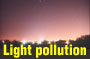 Link to pictures of light pollution